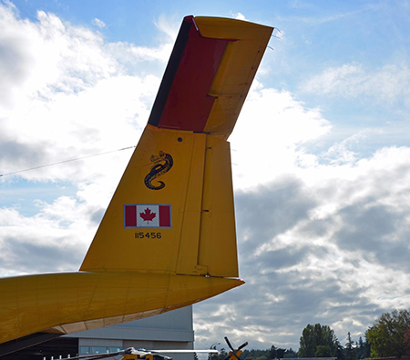 Blue Sky Yellow Plane
